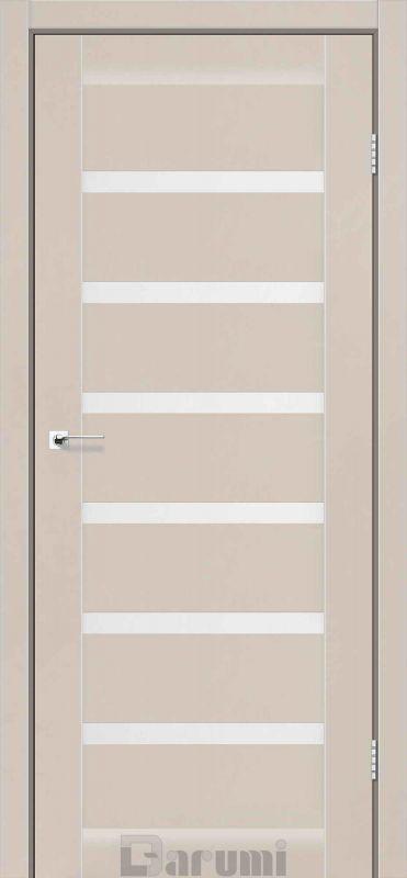 Двері міжкімнатні Darumi-Vela димчастий краст