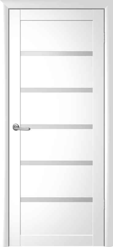 Дверне полотно Albero Vena Vinil білий