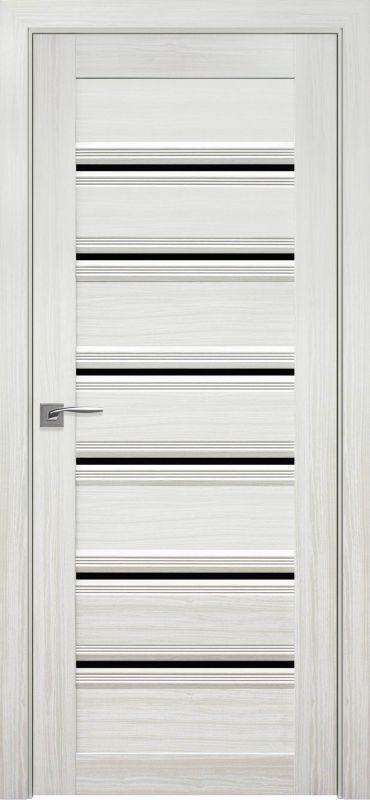 Дверне полотно Італьяно Венеція С1 blk перлина біла