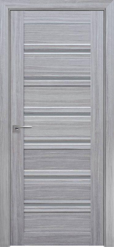 Дверне полотно Італьяно Венеція С1 перлина срібна
