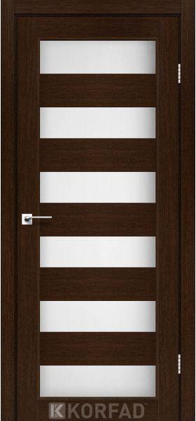 Дверне полотно Korfad Porto PR-04 венге