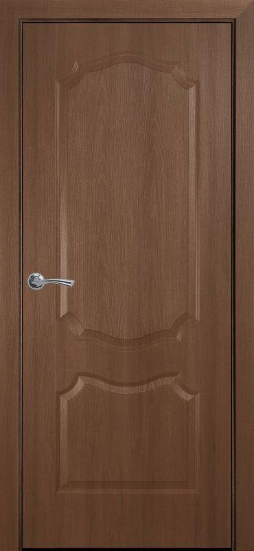 Дверне полотно Фортіс Вензель ПГ золота вільха