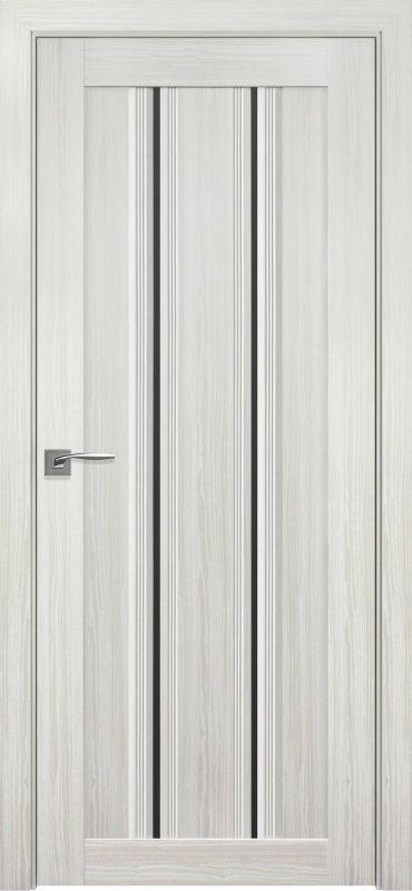 Верона С1 SmartCover перлина біла чорне скло