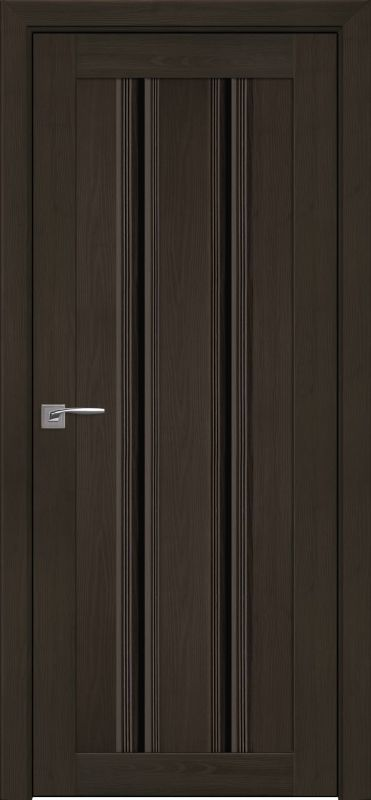 Верона С1 SmartCover перлина кавова чорне скло
