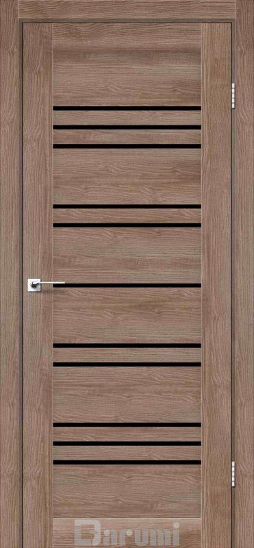Двері міжкімнатні Darumi-Versal горіх бургун blk