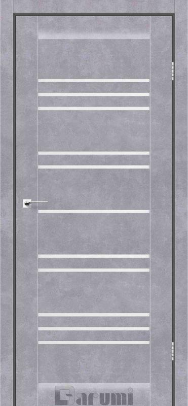 Двері міжкімнатні Darumi-Versal сірий бетон