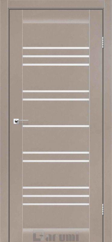 Двері міжкімнатні Darumi-Versal сірий краст
