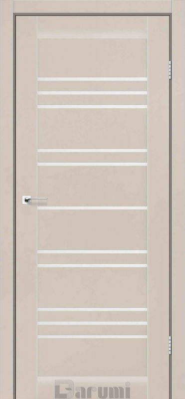 Двері міжкімнатні Darumi-Versal димчастий краст