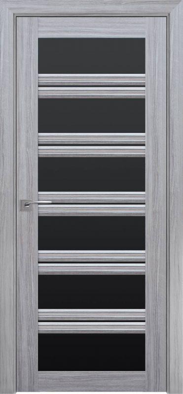 Віченца С2 SmartCover перлина срібна чорне скло