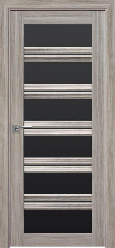 Дверне полотно Італьяно Віченца С2 blk перлина magica