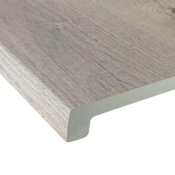 Підвіконня Topalit 232 Білий тімбер Mono Design
